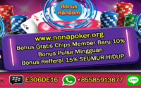 Daftar Poker Online di Situs Terpercaya Nonapoker
