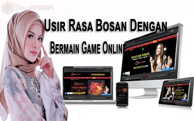Bermain Game Online